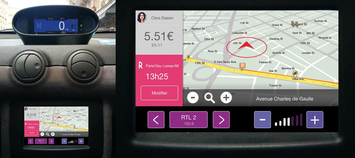 autolib new dashboard