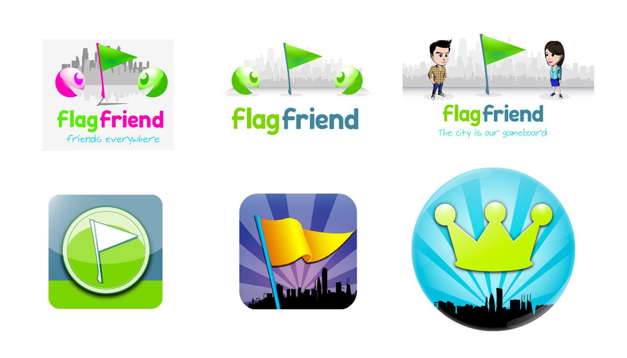 flagfriend gameintown logo History
